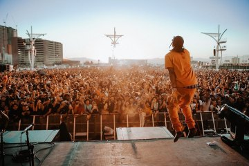 Day N Vegas '21 Features Headliners Kendrick Lamar, Travis Scott and Tyler, The Creator in Three Day Festival