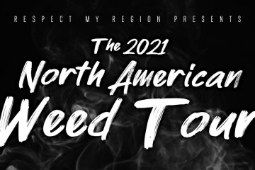 Respect My Region Launches the First North American Weed Tour Searching For The Best Weed In The U.S. And Canada