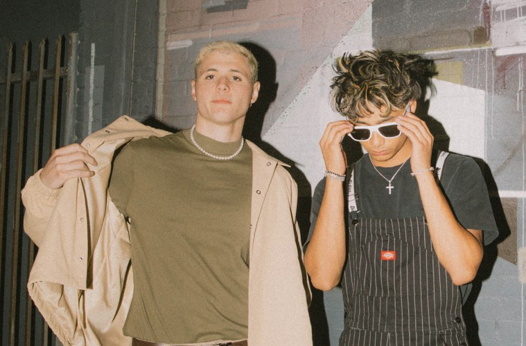 """Los Angeles Duo Calabasas Unveils Sensational New Visuals For New Single """"First Time Thing"""""""