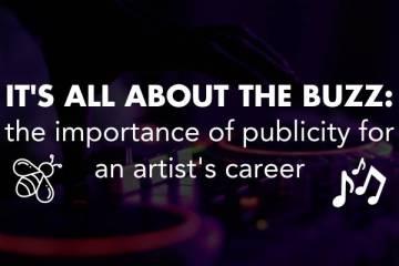 Music Publicity / Publicist