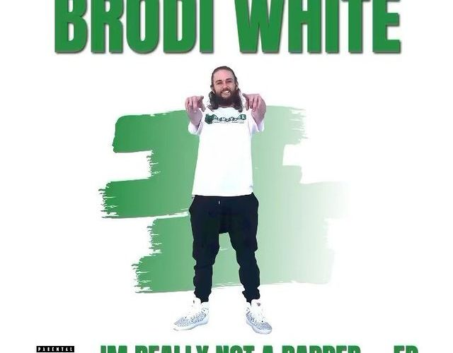 """Brodi White Drops First EP """"I'm Really Not A Rapper"""" Under The Tutelage Of Jim Jones' VL/Empire"""
