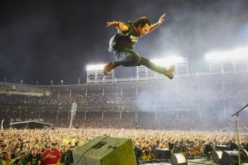 Live Nation COVID-19 policy | Image of Pearl Jam by Danny Clinch