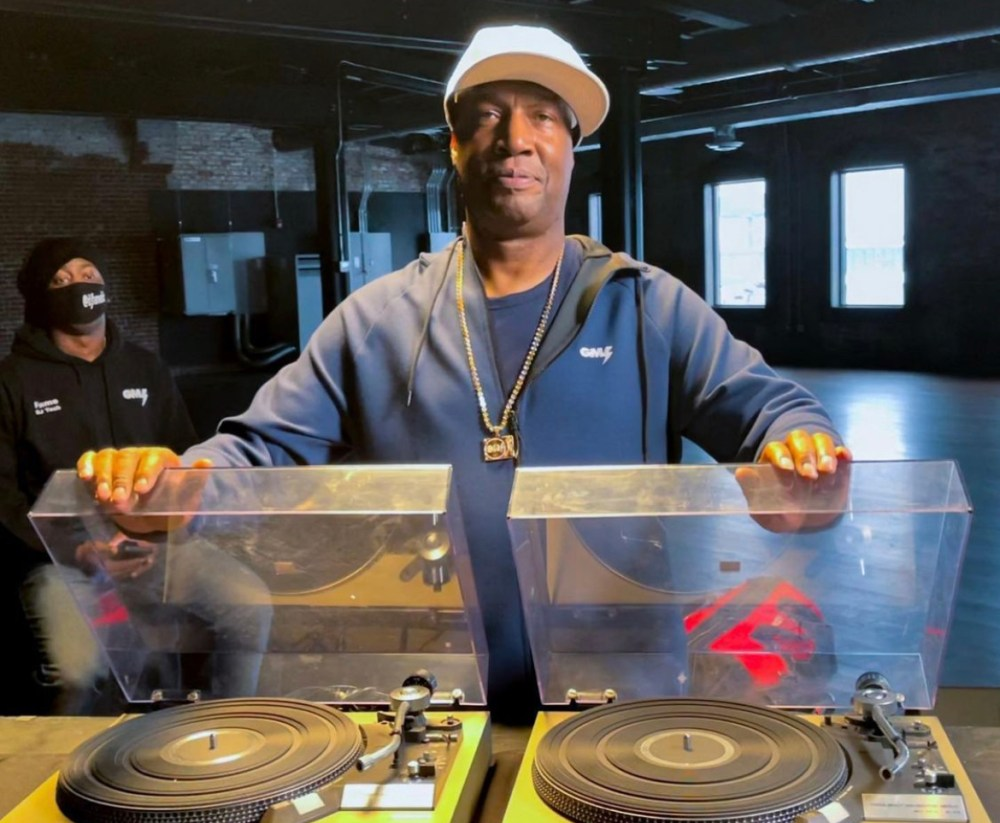 Hip-Hop Pioneer Grandmaster Flash Will be Teaching at University of Buffalo in New York This Fall