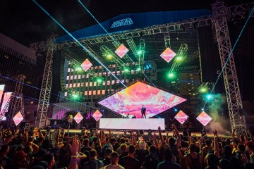 Insomniac's First Lost In Dreams Festival Turned Las Vegas Into A Melodic Dreamscape Feat Seven Lions, Elephante, Dabin, and More