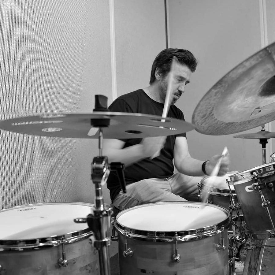 giorgio di tullio suona respighi drums