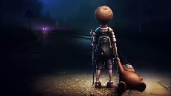 Criança perdida