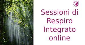 Sessioni di respiro integrato online