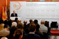 Miquel Valls, presidente del Consell de Cambres de Comerç de Cataluña