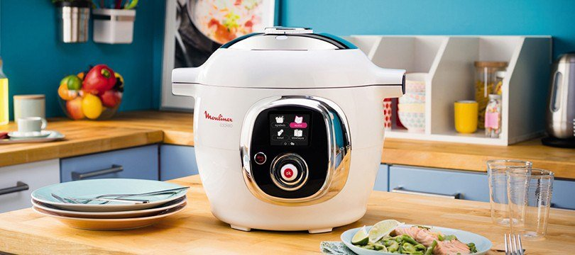 Moulinex Cookeo Robot Multicuiseur