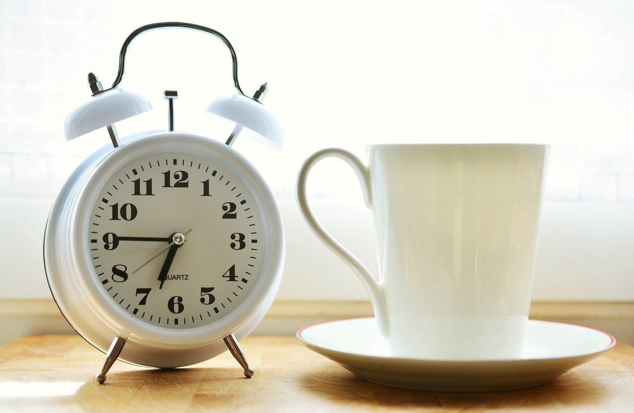 Rituel du matin pour être productif