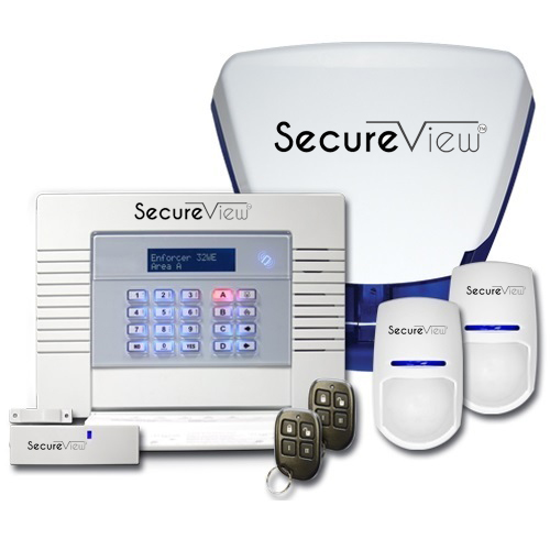 Smart Home systems, Alarm systems