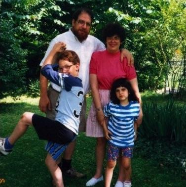 Rachel Lazerus family
