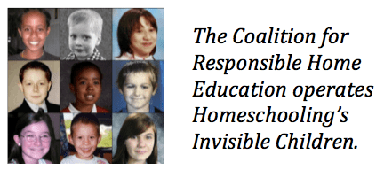 Current Homeschool Law Coalition For Responsible Home Education