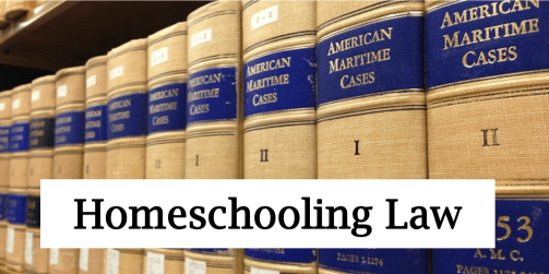 Homeschool Law