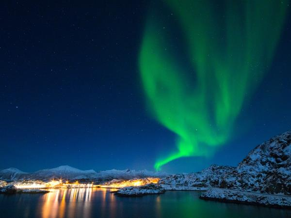 Northern Lights Norway Dates