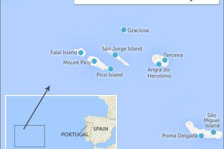 azores location map » Full HD MAPS Locations - Another World ...