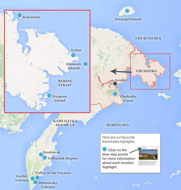 Kamchatka Peninsula On World Map.Kamchatka Peninsula World Map