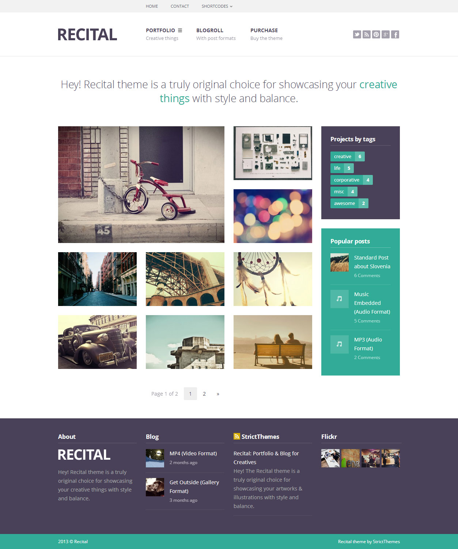 recital-wordpress-responsive-theme-desktop-full