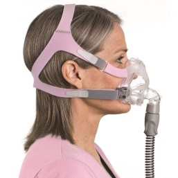 A pink mask for the Mrs. will easily solve any of these sorts of conflicts. Blue for the boys is standard, but pick whatever color best represents you and ...