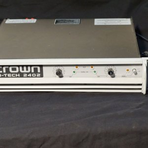 Crown Macro Tech 2402