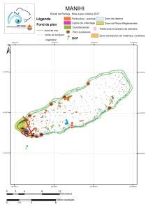 Atlas de Polynésie : Manihi au 09/10/2017