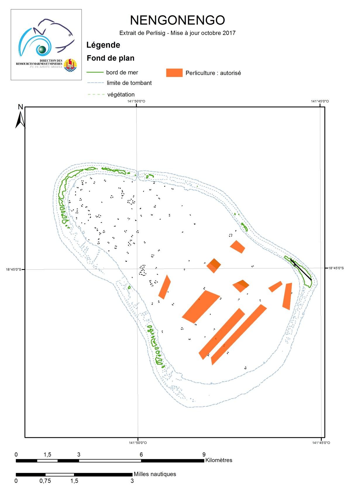 Atlas de Polynésie : Nengonengo