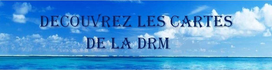 Bandeau carte DRM