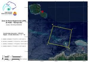 Pueu : Zone de Pêche Réglementée