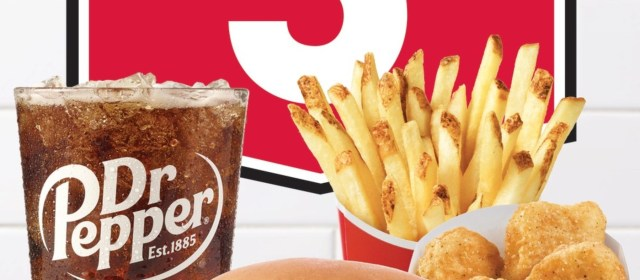 Giant Deal Alert: Wendy's Giant Jr. Bacon Cheeseburger $5 Meal Deal Returns