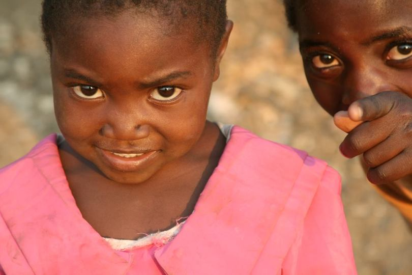 Children in Blantyre