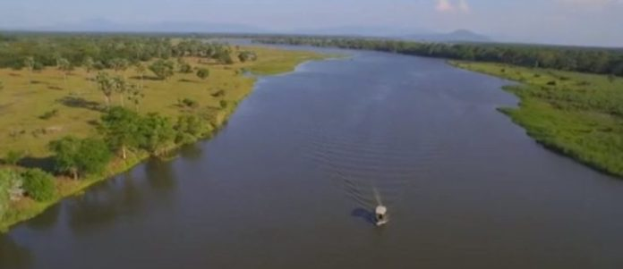 Lunyangwa river