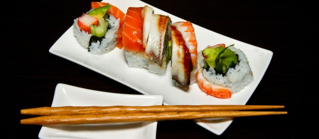 Why Eating Sushi Will Always Be Better in a City
