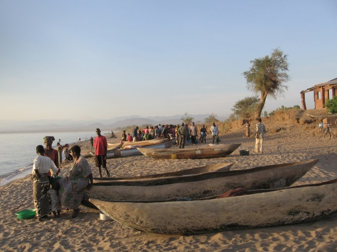 Karonga LakeMalawi Africa