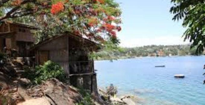 Lake view in NKata Bay