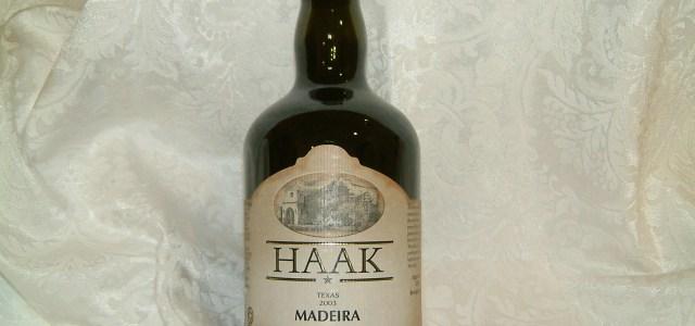 Madeira Wine