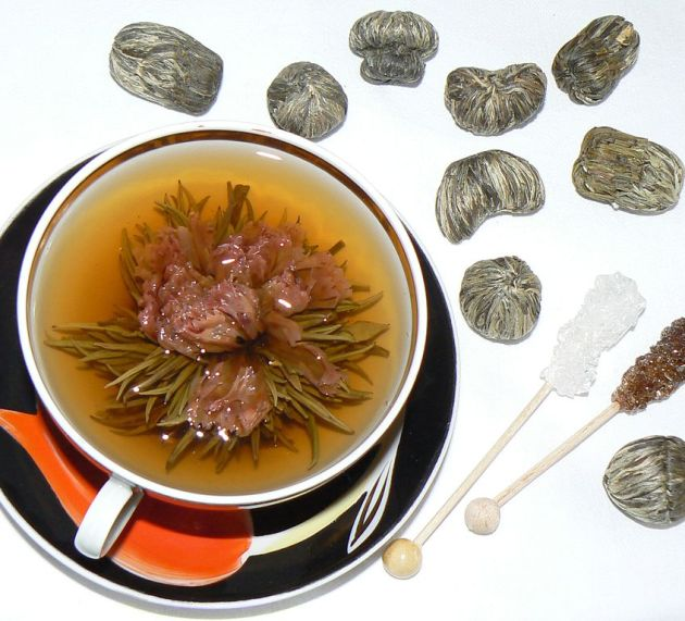 All You Need to Know About Flowering Tea