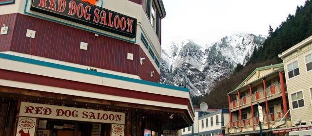 Red Dog Saloon – Juneau Alaska