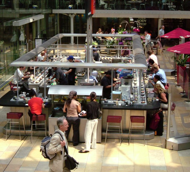 Yo! Sushi: The Conveyor-Belt Dining Experience You've Been Waiting For