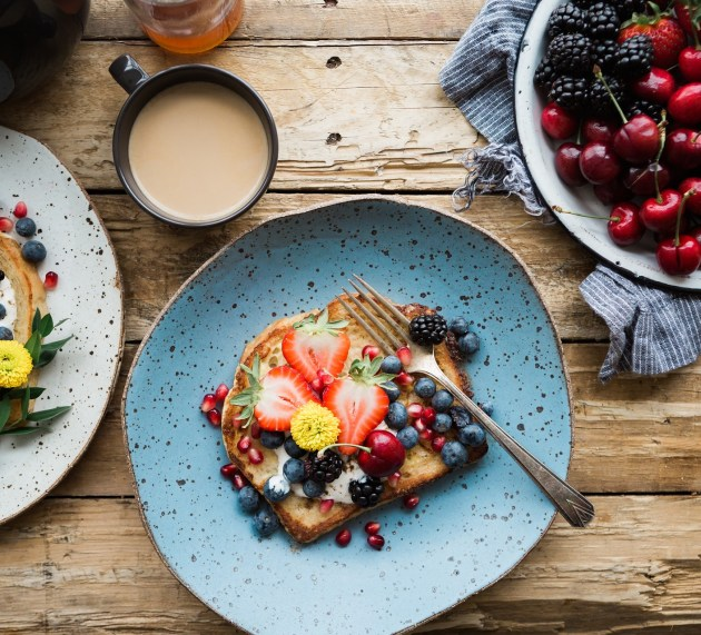 Coffee & Food Pairing: A Quick Guide