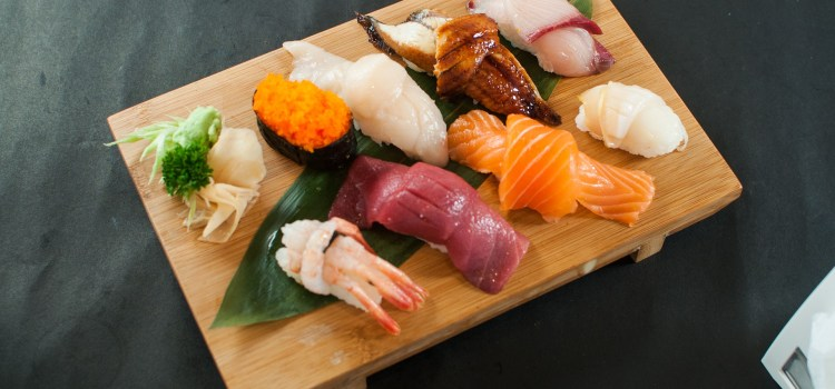 The History of Sushi in the United States