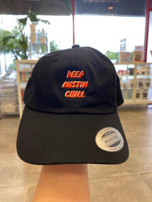 RESTART CBD Keep Austin Chill CAP ATX