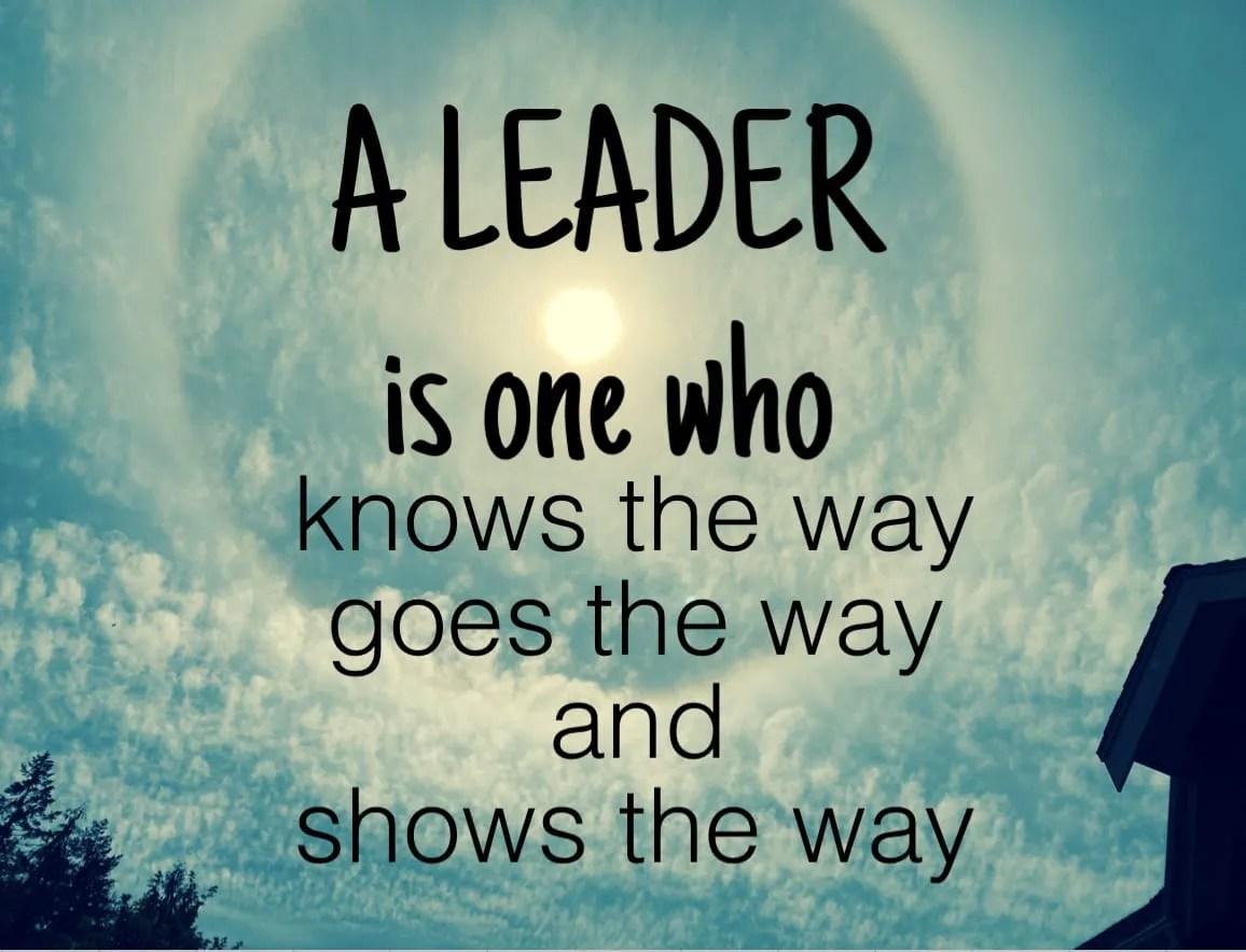 Ryan – A natural leader