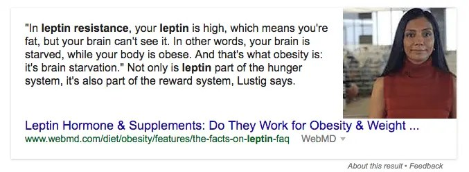 leptin resistance and high testosterone
