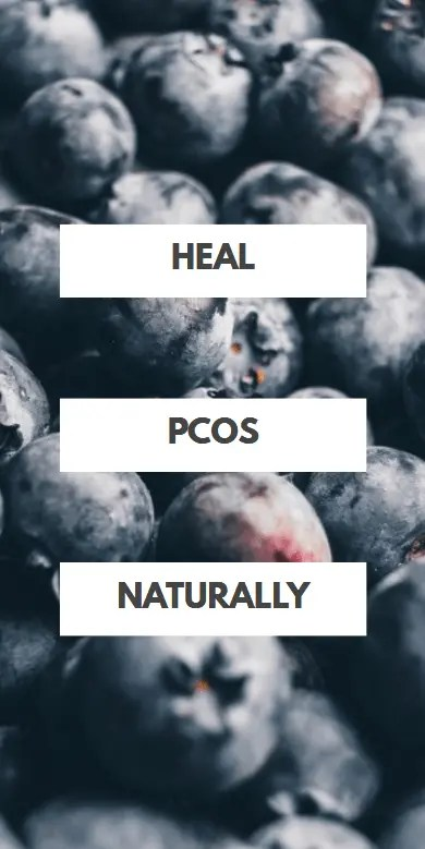 heal PCOS naturally