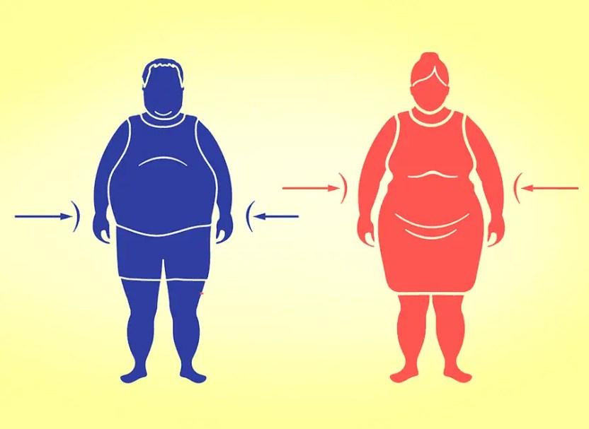 Jablko či hruška? Formy postavy určujú formu obezity