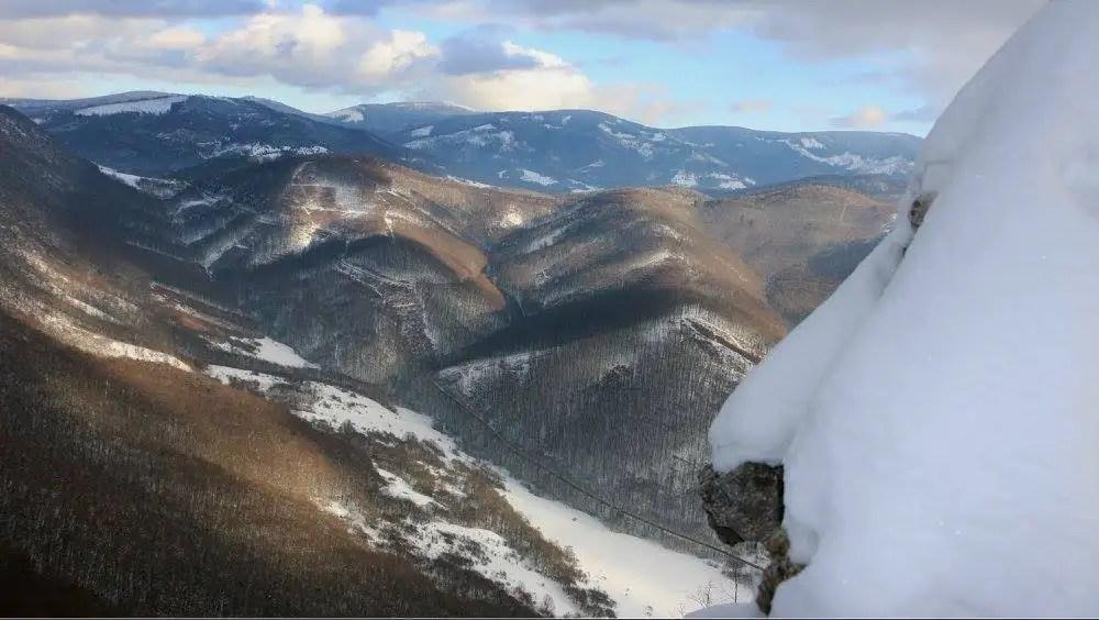 Pozvánka na bielu Muránsku planinu