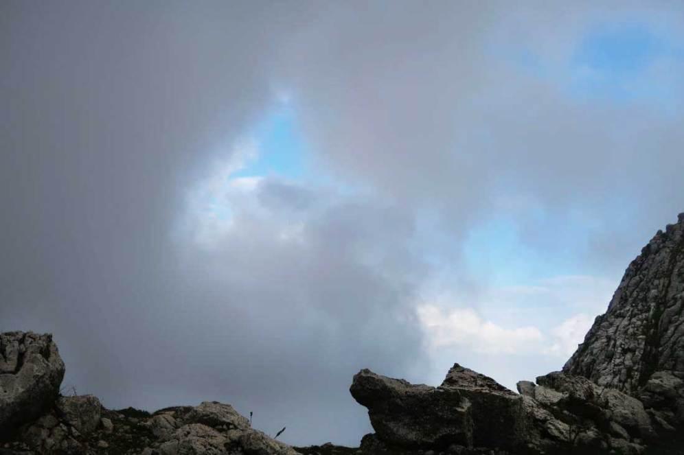Výhľady z hora :-)