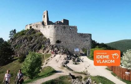 Čachtice hrad