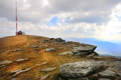 Kráľova hoľa - turistické trasy/ cyklotrasy
