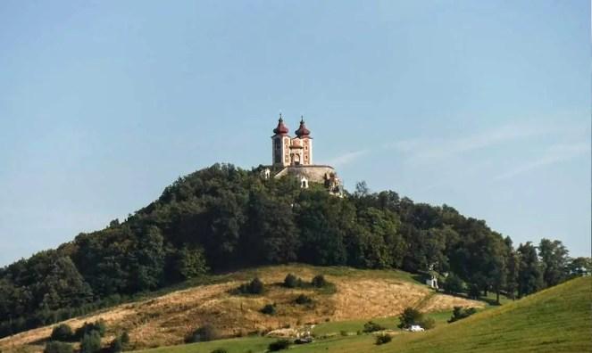 Sitno - turistické trasy/ cyklotrasy